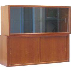 2 Poul Cadovius vinatge cabinets