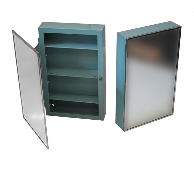 2 metal sixties mirrors