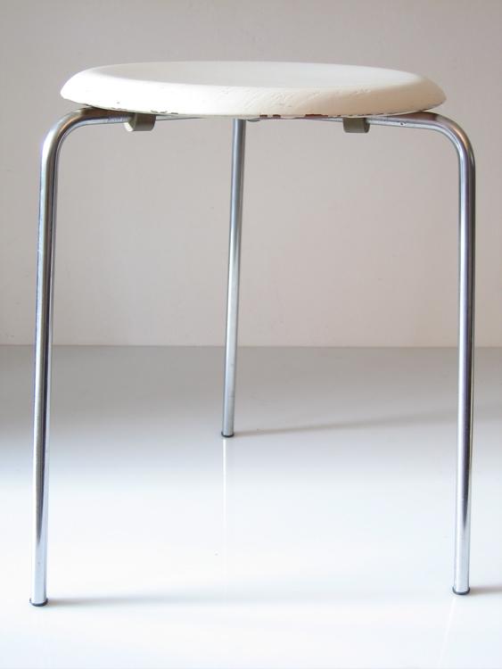 Arne Jacobsen for Fritz Hansen fifties stool