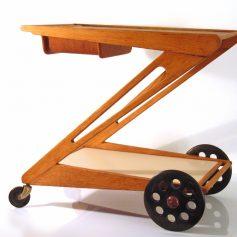 Cees Braakman 'Mobilo' PE03 Tea Trolley