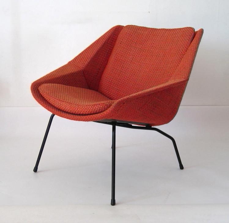 Cees Braakman Pastoe FM 08 sixties relax chair