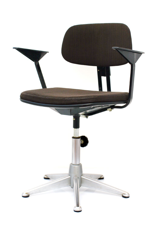 friso kramer ahrend sixties adjustable desk chair rh bomdesignfurniture com adjustable desk chairs without arms adjustable desk chair dadr