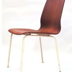 Friso Kramer Auping fifties plywood teak chair