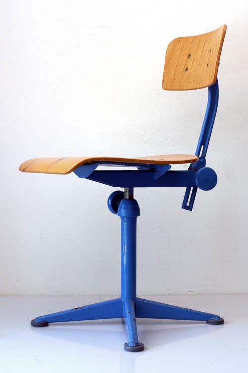 Friso Kramer adjustable chair