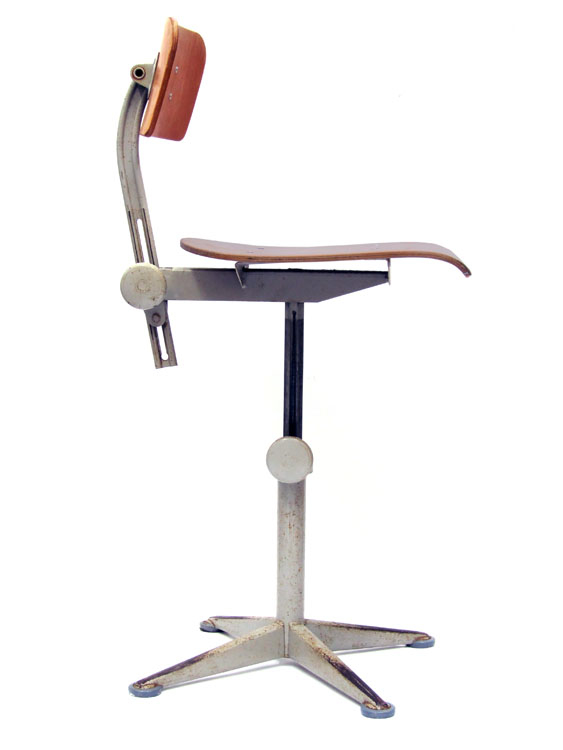 Friso Kramer drawing table chair for Ahrend