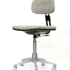 Friso Kramer sixties metal adjustable desk chair