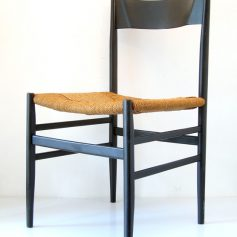 Gio Ponti Superleggera style fifties chair