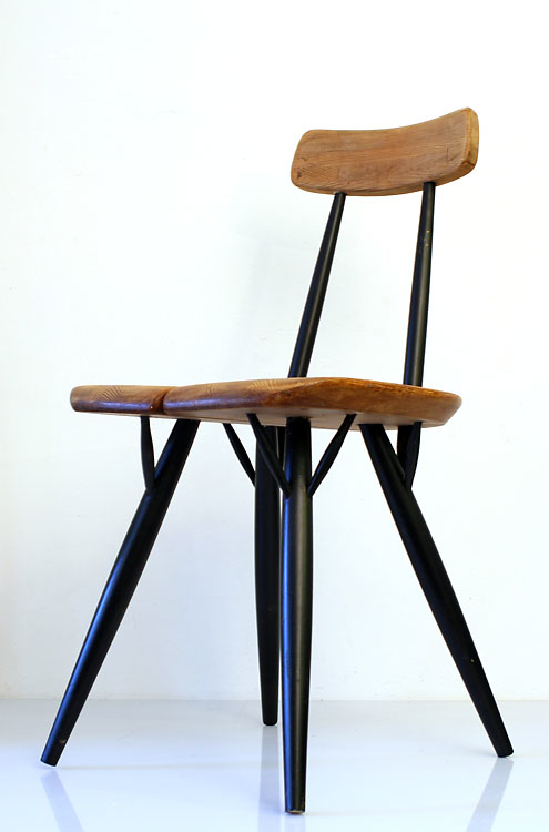 vintage furniture links: Ilmari Tapiovaara Pirkka C chair