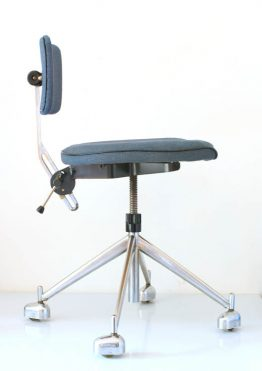 KEVI adjustable retro office chair