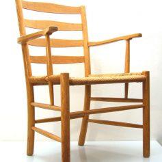 Kaare Klint vintage chair, Fritz Hansen