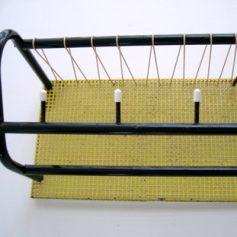 Pilastro fifties metal coat hanger