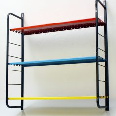 Pilastro style book shelf