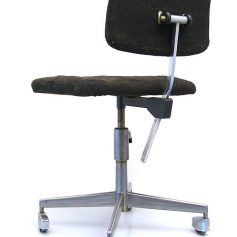 Sixties Labofa vintage sixties Danish desk chair