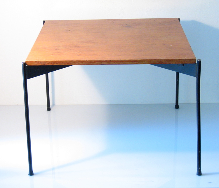 Thonet sixties coffee table