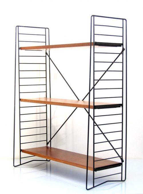 Tomado fifties shelf system