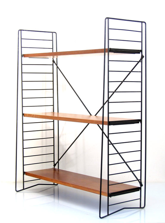 Tomado fifties shelf system