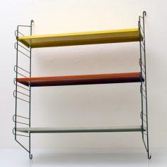 Tomado style retro book shelf