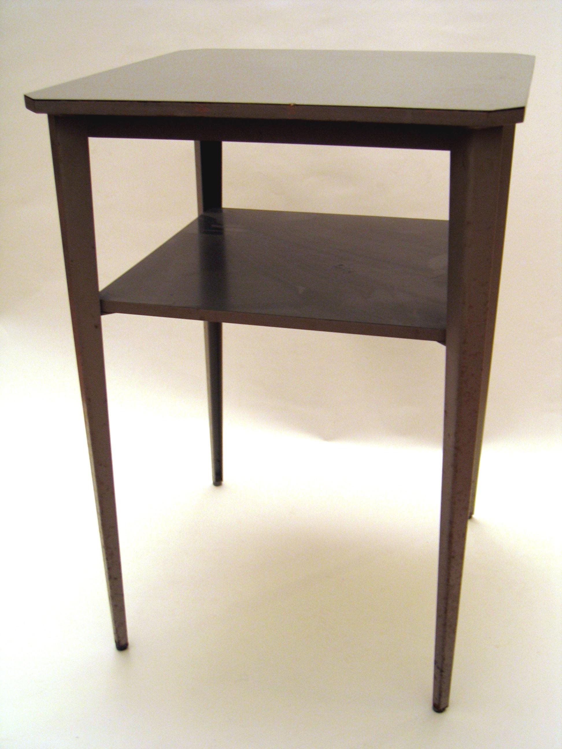 Wim Rietveld 'Rebel' telephone table
