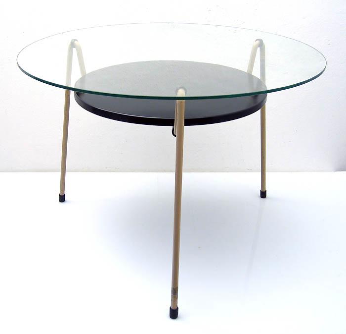 Wim Rietveld sixties mosquito table