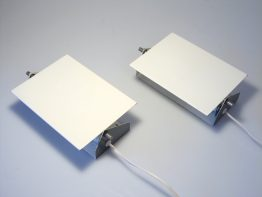 2 Anvia Perriand style vinateg sconce wall lamps