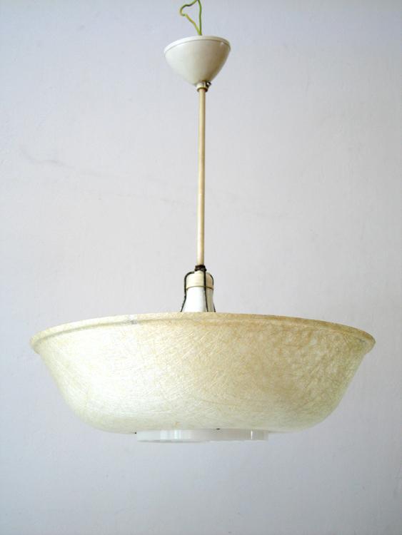 fifties style lighting. 2 philips louis kalff fifties vintage fiberglass lamp style lighting