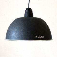 3 Bauhaus indistrial style vintage pendant lamps