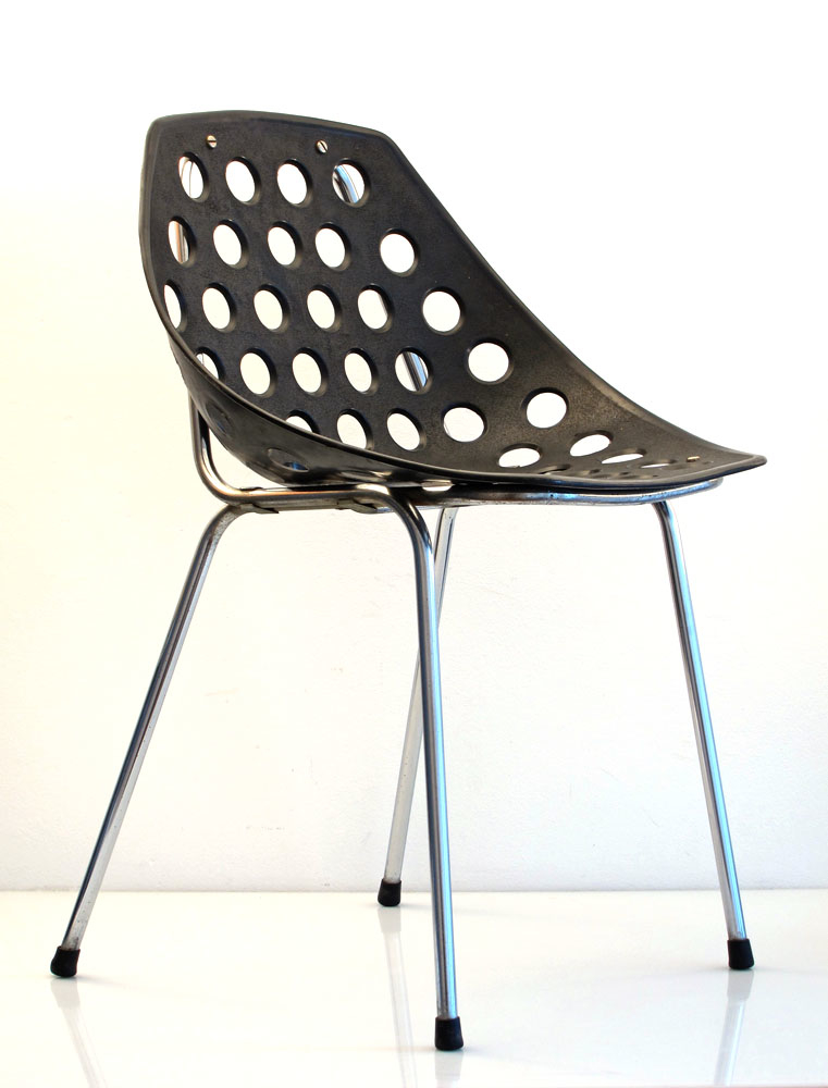 Pierre guariche fifties vintage coquillage chairs sold for 50s chair design