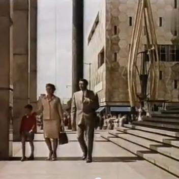 Rotterdam 1962, Breuer, Naum Gabo