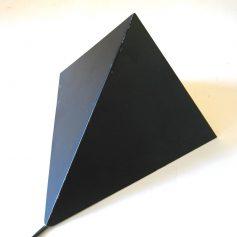 Anvia vintage sixties pyramid wall lamp