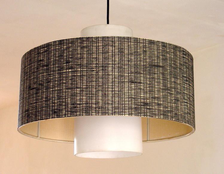 Artiforte fifties design pendant lamp