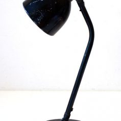 Bauhaus industrial vintage design desk lamp