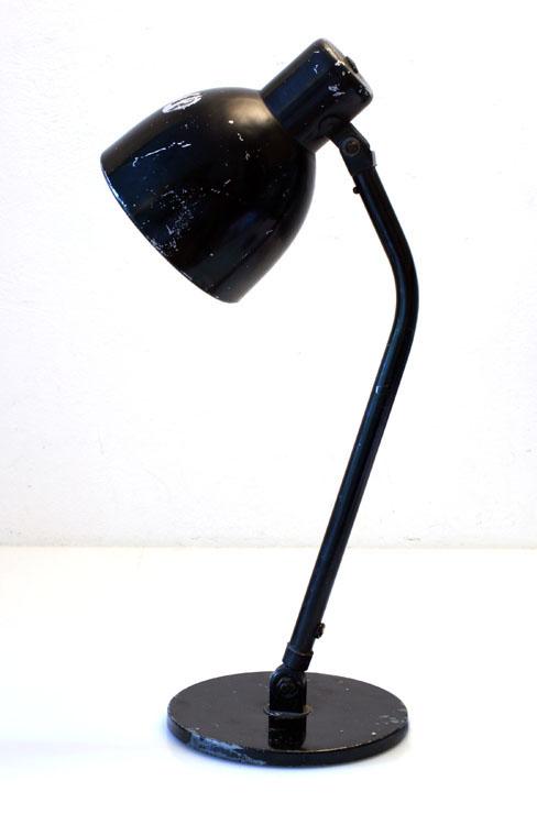 Bauhaus industrial vintage design desk lamp for Industrial design table lamps