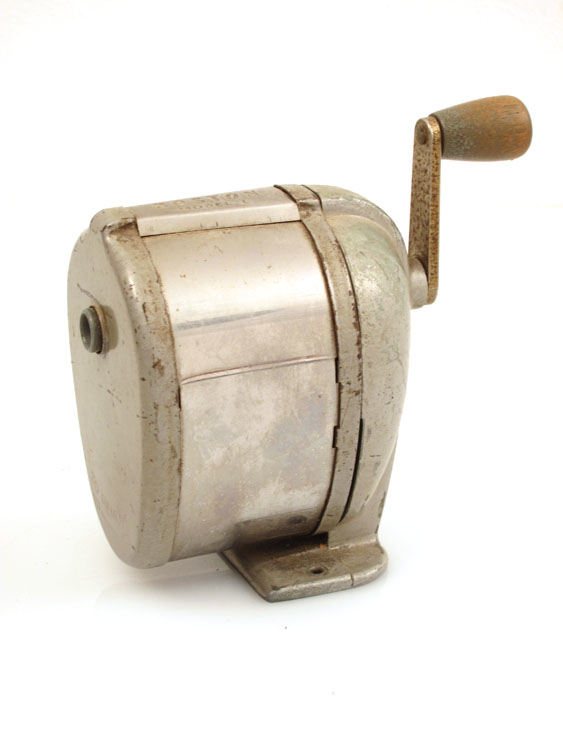 Boston model industrial designed pencil sharpener