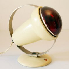 Charlotte Perriand fifties vintage lamp for Philips