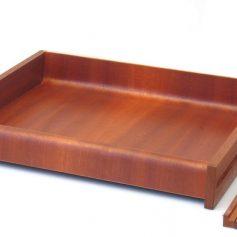 Drawer cabinet Cees Braakman Pastoe plywood, vintage