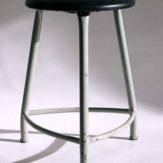 Dutch industrial stool, 50s, retro, vintage