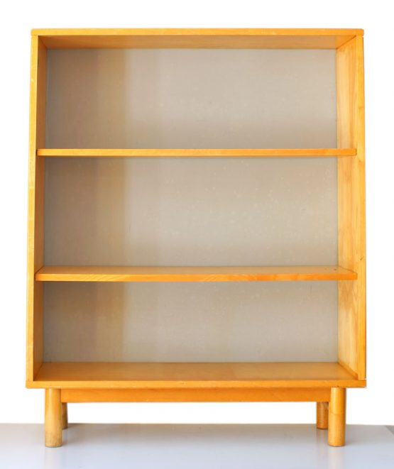 Everest vintage book cabinet
