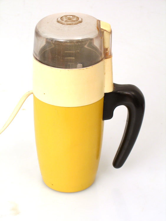 Fifties design Douwe Egberts Coffee grinder