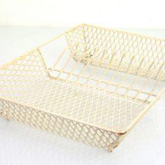 Fifties retro dishwashing tray