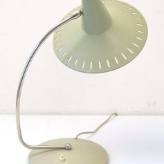 Fifties vintage adjustable table lamp