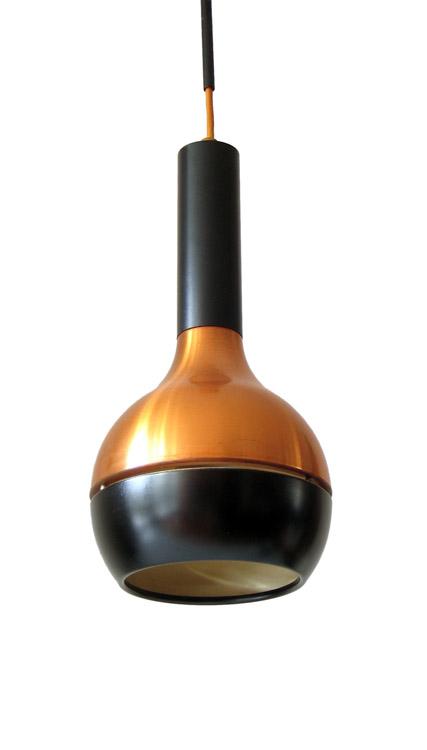 Finn Juhl scandinavian style vintage hanging lamp