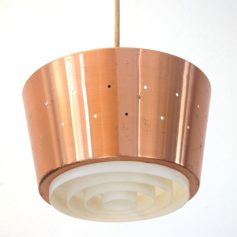 Fog & Morup sixties metal design pendant lamp