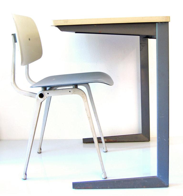 1964 Rare Friso Kramer Coffee Table For Ahrend De Cirkel: Friso Kramer Desk
