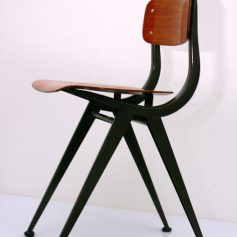 Friso Kramer style sixties childrens chair vintage, retro