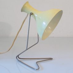 Gino Sarfatti style fifties retro table lamp