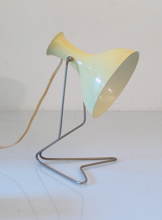 Gino sarfatti style fifties retro table lamp aloadofball Choice Image