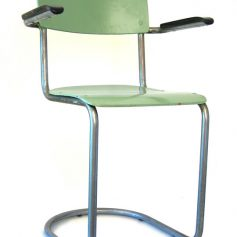 Gispen chair, 30s, vintage retro