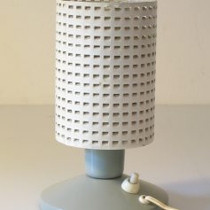 Hala Busquet fifties minimal perforated table lamp