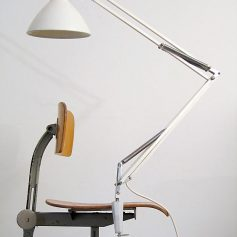 Hala Busquet sixties retro dutch vintage desk lamp