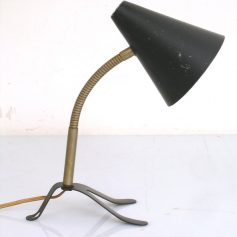 Hala Busquet vintage design fifties wall/table lamp
